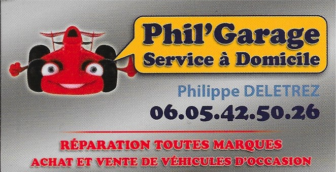LOGO PHIL GARAGE
