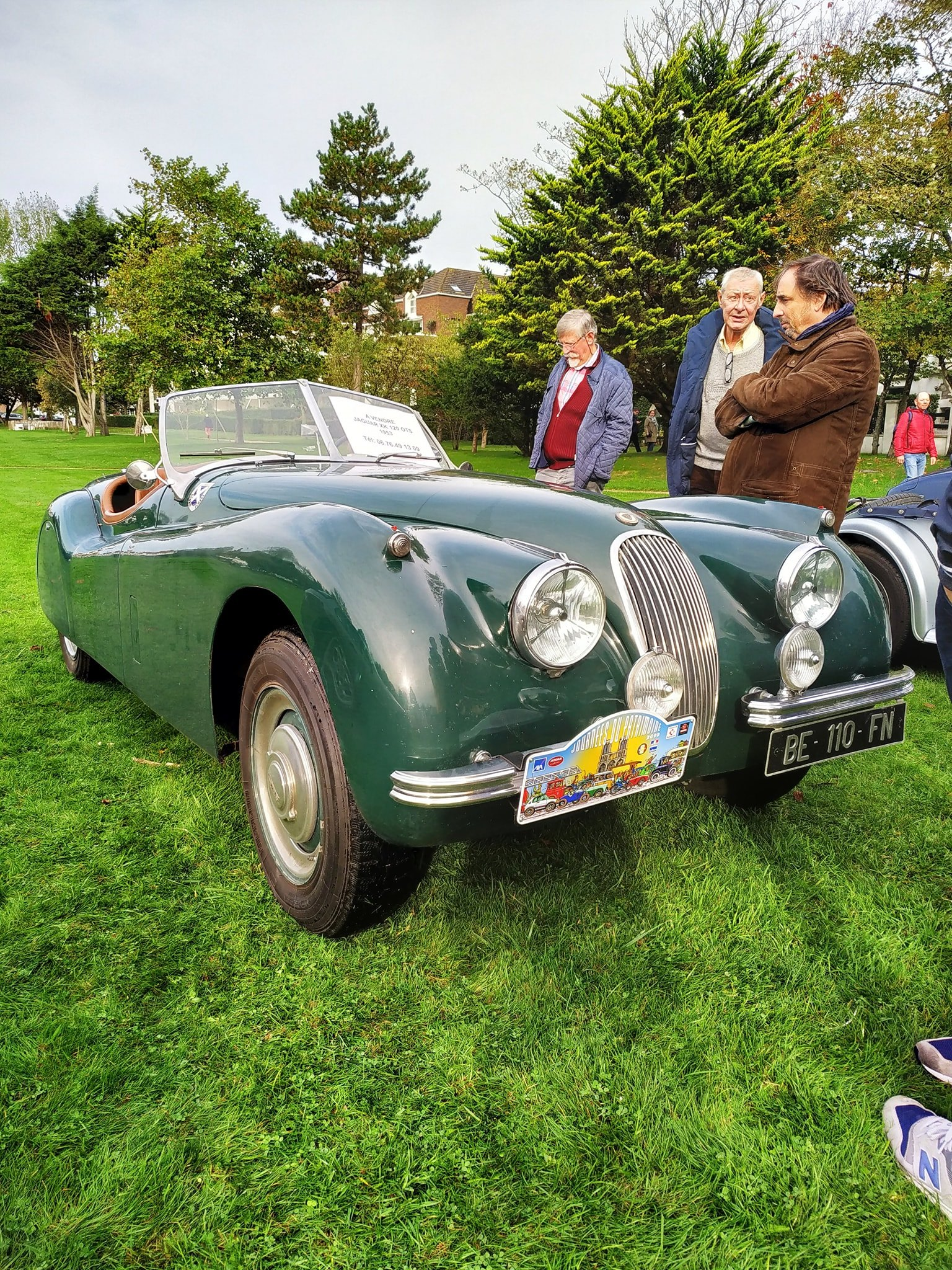 XK 120 FOR SALE
