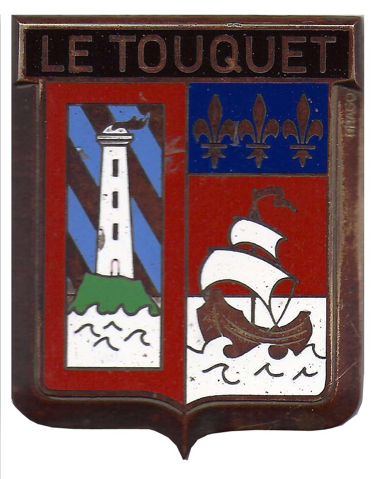 Badge Le Touquet